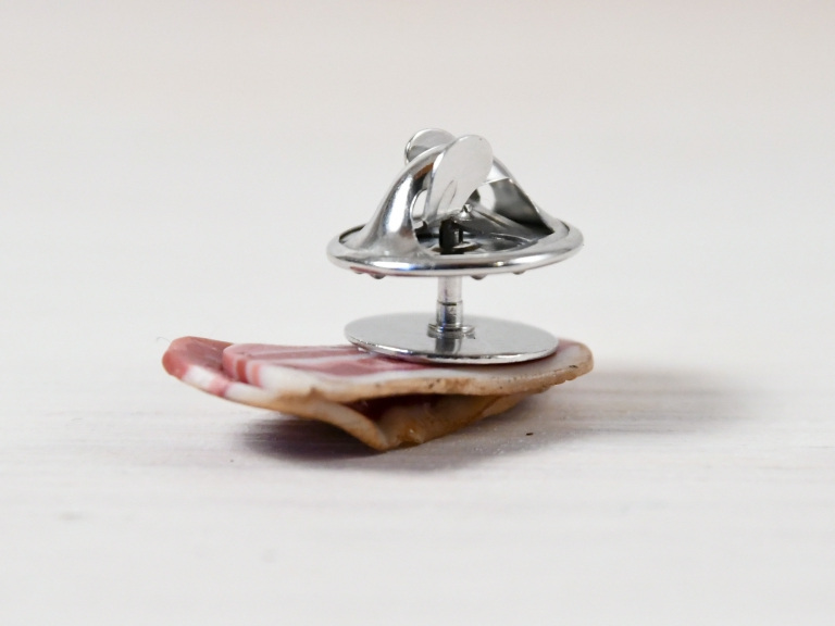 Pin's bacon