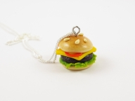 Collier hamburger