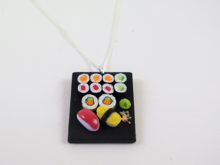 Collier sushis